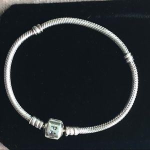 Pandora Bracelet -7 inches